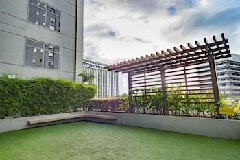 CITADINES MILLENNIUM ORTIGAS MANILA Garden