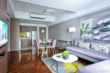 CITADINES MILLENNIUM ORTIGAS MANILA Living Room