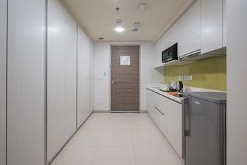 CITADINES MILLENNIUM ORTIGAS MANILA Private Kitchen