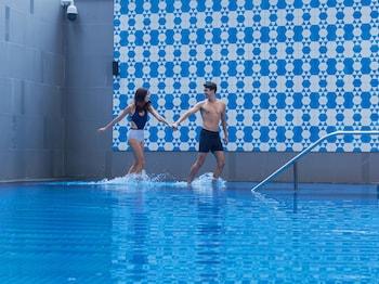 CITADINES MILLENNIUM ORTIGAS MANILA Outdoor Pool