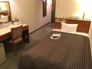スタンダード シングルルーム 喫煙可 柏プラザホテル ANNEX