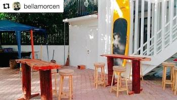 1521 HOSTEL Terrace/Patio
