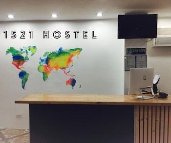 1521 HOSTEL Reception