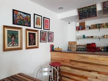 1521 HOSTEL Cafe