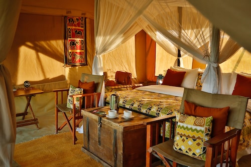 Kenzan Tented Camp, Serengeti
