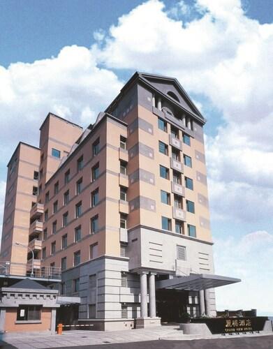 Grand View Hotel, Changhua
