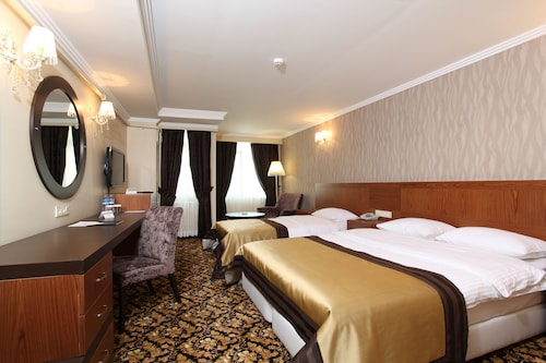 Arya Hotel Business Deluxe, Merkez