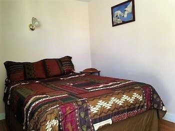 Double Room, Refrigerator & Microwave