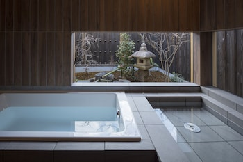 SANJUSANGENDO YOITSUBAKI Deep Soaking Bathtub