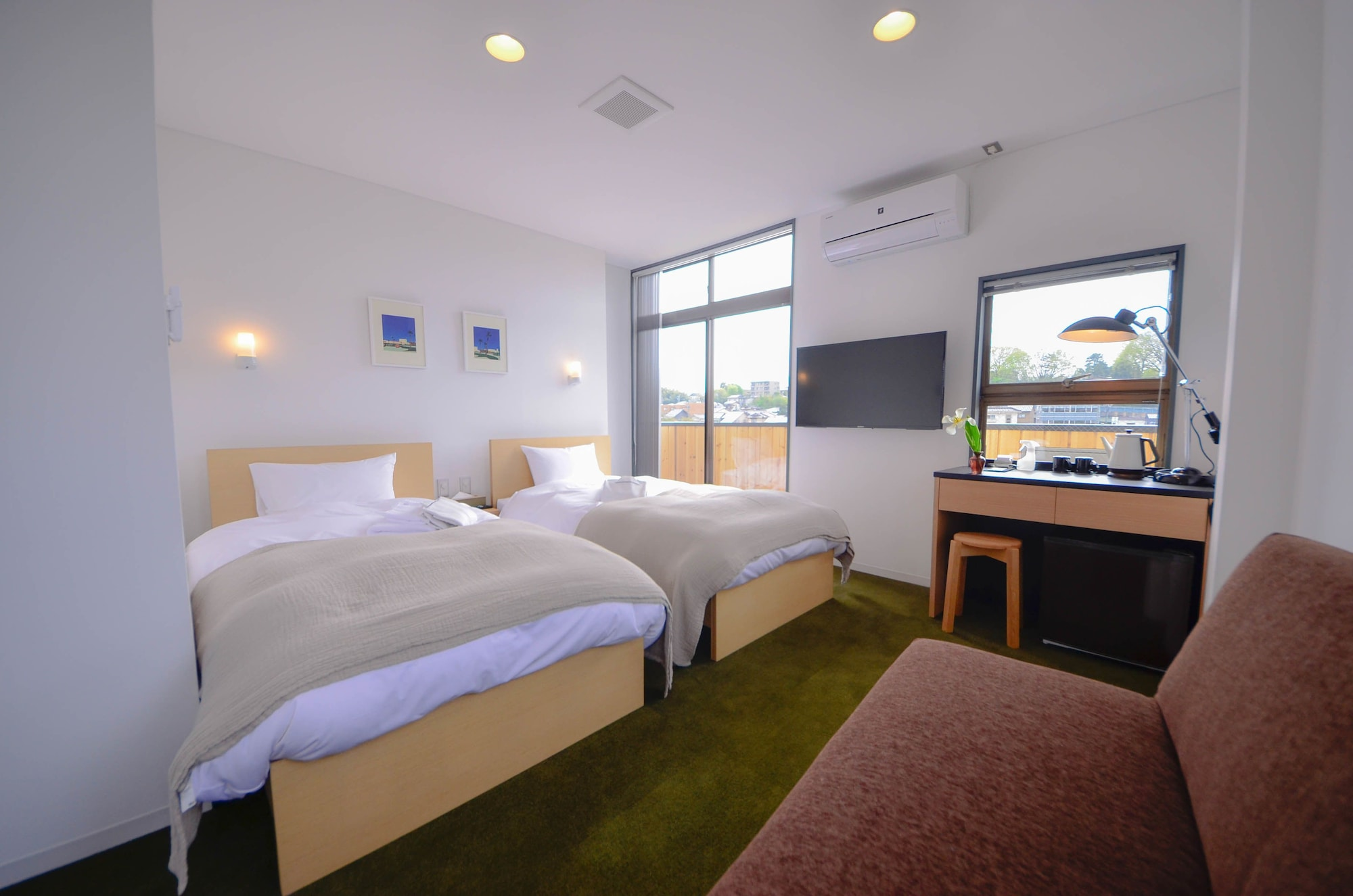 Twin Extra Room