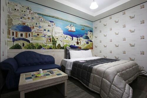 Picasso Motel Daejeon, Yuseong