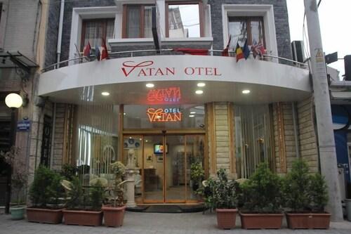 Vatan Hotel, Konak