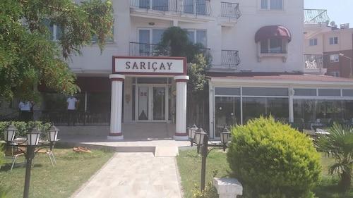 Sariçay Rhodius Otel, Merkez