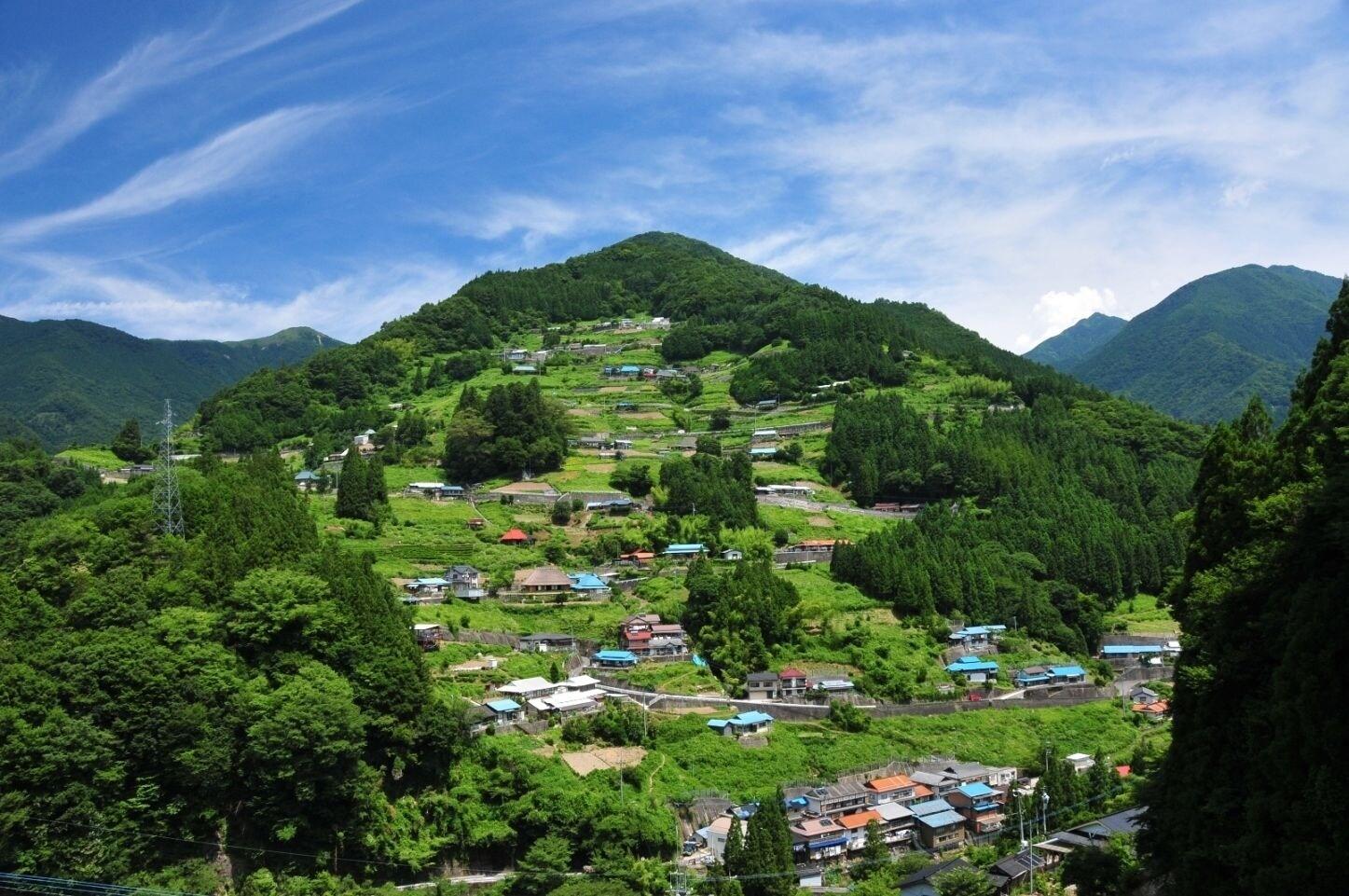 Tougenkyo-iya Mountain Village, Miyoshi