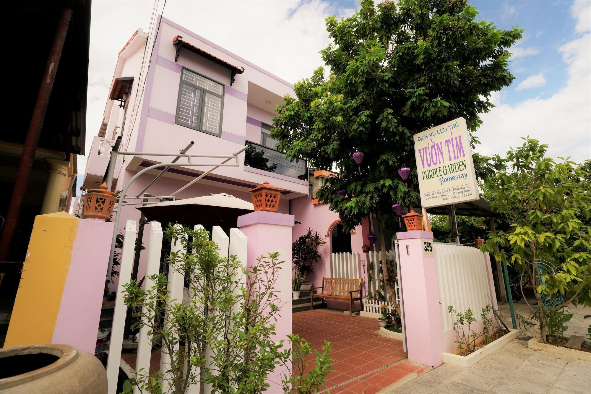 Purple Garden Homestay, Hội An