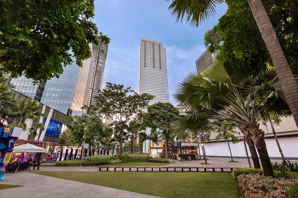 Hotel Shangri-La Residences at the Fort, Manila