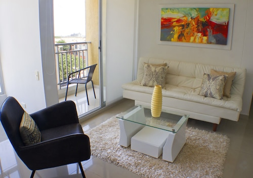 . Apartamentos SOHO Style - Cerca al Buenavista BAQ29A