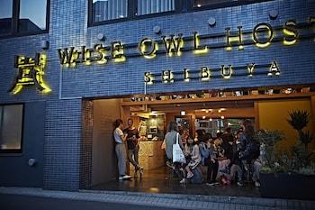 WISE OWL HOSTELS SHIBUYA