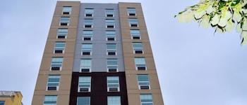 Exterior at Giorgio Hotel in Long Island City