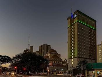 聖保羅天堂宜必思快捷飯店 ibis budget Sao Paulo Paraiso