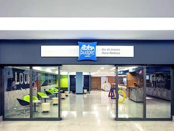 里約熱內盧新美國宜必思快捷飯店 ibis budget Rio de Janeiro Nova America