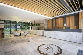 グリーン ワールド ナンガン ホテル (洛碁大飯店南港館)