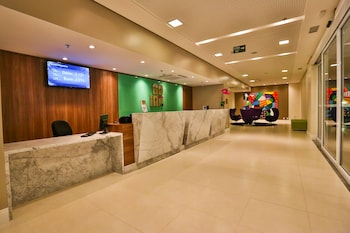 坎皮納斯出發旅館 Go Inn Campinas