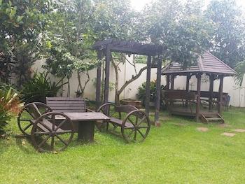 CASA DE MIGUELITOS Garden