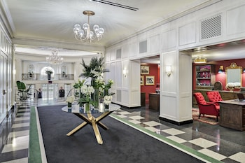 Lobby at The Cavalier Virginia Beach, Autograph Collection in Virginia Beach