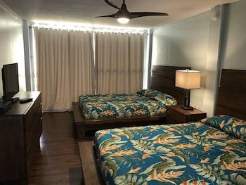 Economy Studio Suite, 2 Queen Beds
