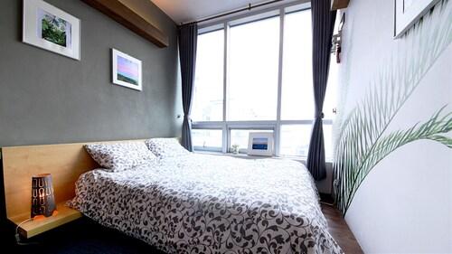 JSTAY Guesthouse Gwangalli Beach - Hostel, Suyeong