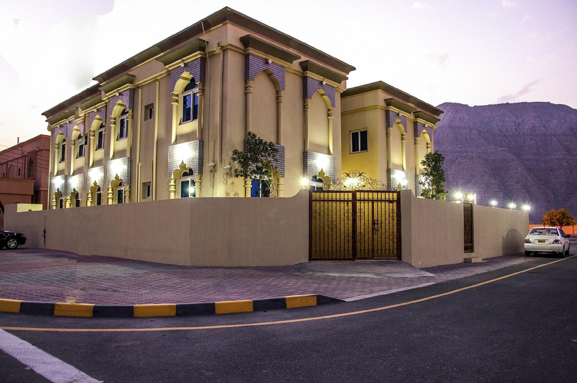 Esra Hotel Apartments, Al Khasab