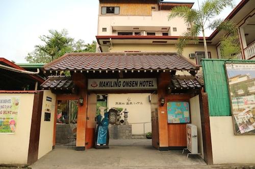 Makiling Onsen Hotel, Los Baños