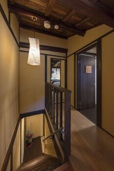 KYOUNOYADO SENKAKUBETTEI Hallway