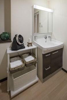 KYOUNOYADO SENKAKUBETTEI Bathroom
