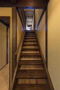 KYOUNOYADO SENKAKUBETTEI Staircase