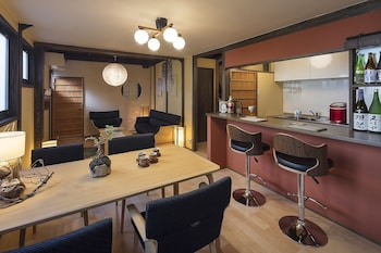 KYOUNOYADO SENKAKUBETTEI In-Room Dining