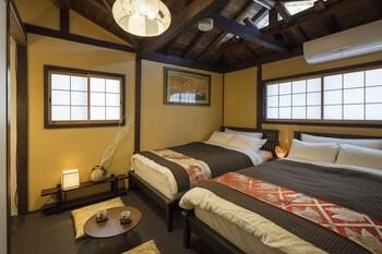 KYOUNOYADO SENKAKUBETTEI Room