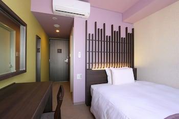 [全室禁煙] セミダブルルーム|13㎡|ホテルウィングインターナショナルセレクト名古屋栄