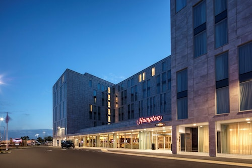 Stansted - Hampton by Hilton London Stansted Airport - ze Szczecina, 24 kwietnia 2021, 3 noce