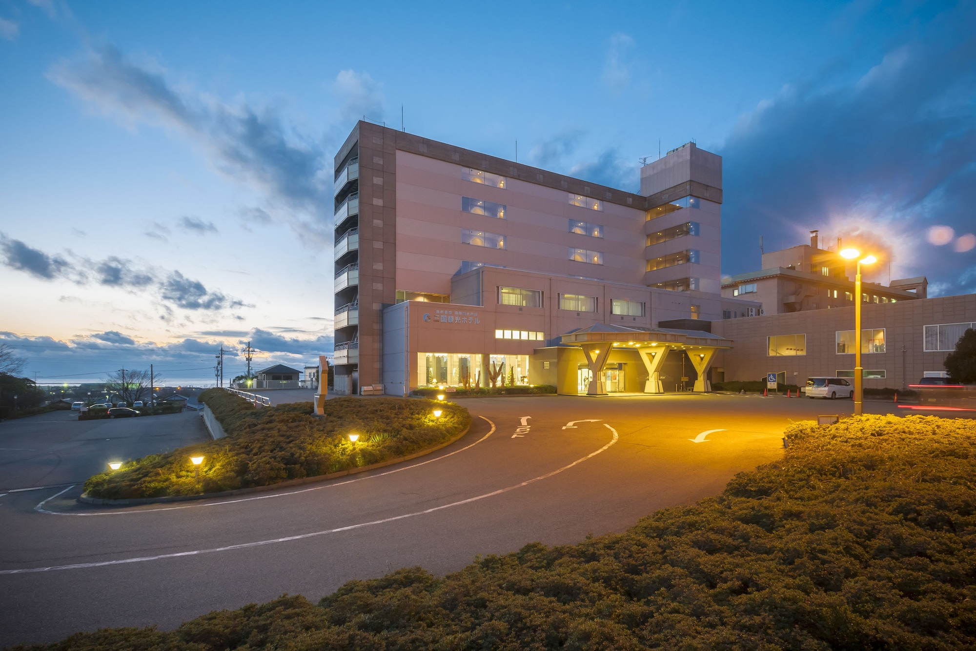 Mikuni Kanko Hotel Fukui, Sakai City