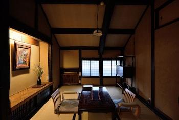和洋室  巽の間 お部屋食|76㎡|旅館くらしき