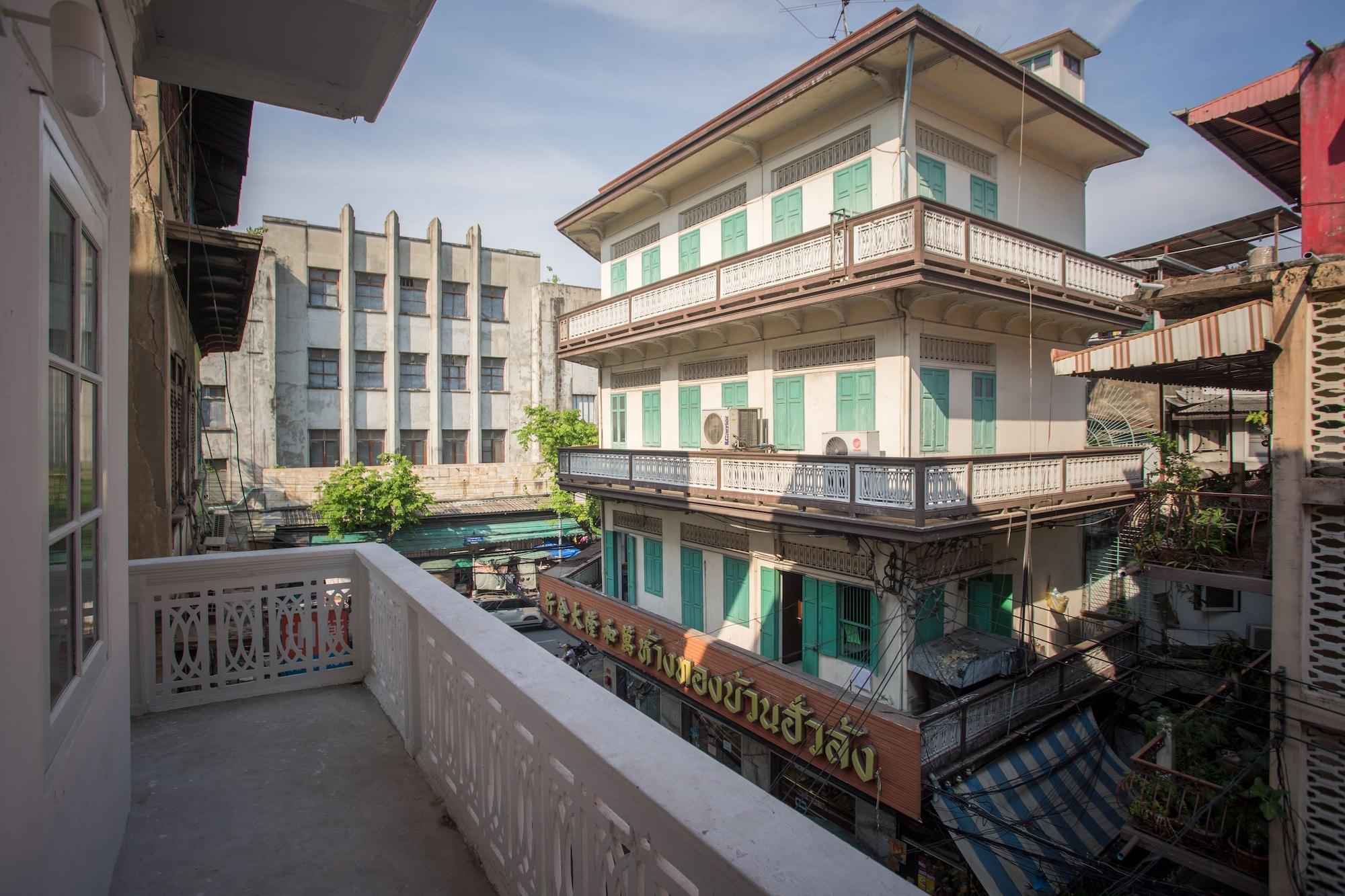 Nornyaowarat Hostel, Samphantawong