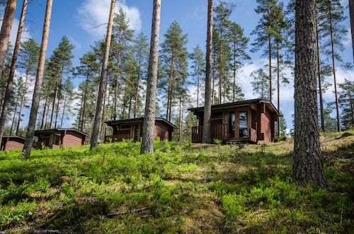 Ahvenlampi Camping, Central Finland