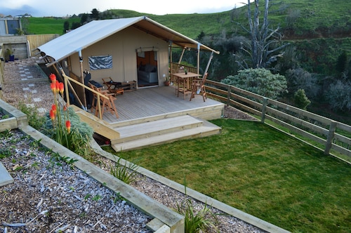 Country Retreat Glamping, New Plymouth