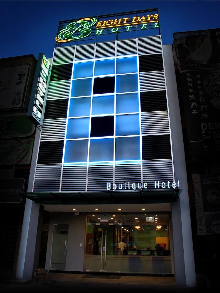 エイト デイズ ブティック ホテル アット ペルマス ジャヤ
