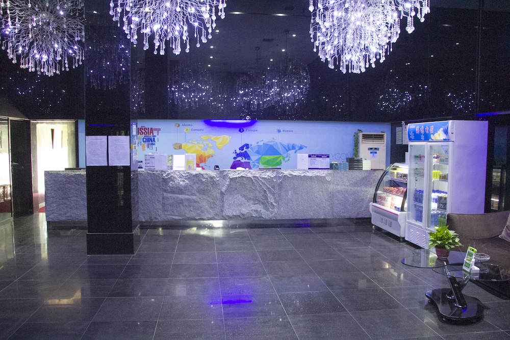 青島ホンブォ ホテル (青岛亨伯大酒店)