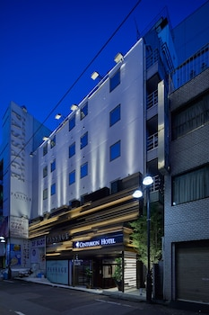 CENTURION HOTEL & SPA UENO STATION Front of Property - Evening/Night
