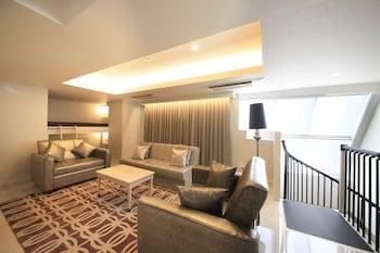 THE CENTURION HOTEL CLASSIC AKASAKA Living Area