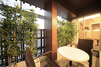 THE CENTURION HOTEL CLASSIC AKASAKA Terrace/Patio